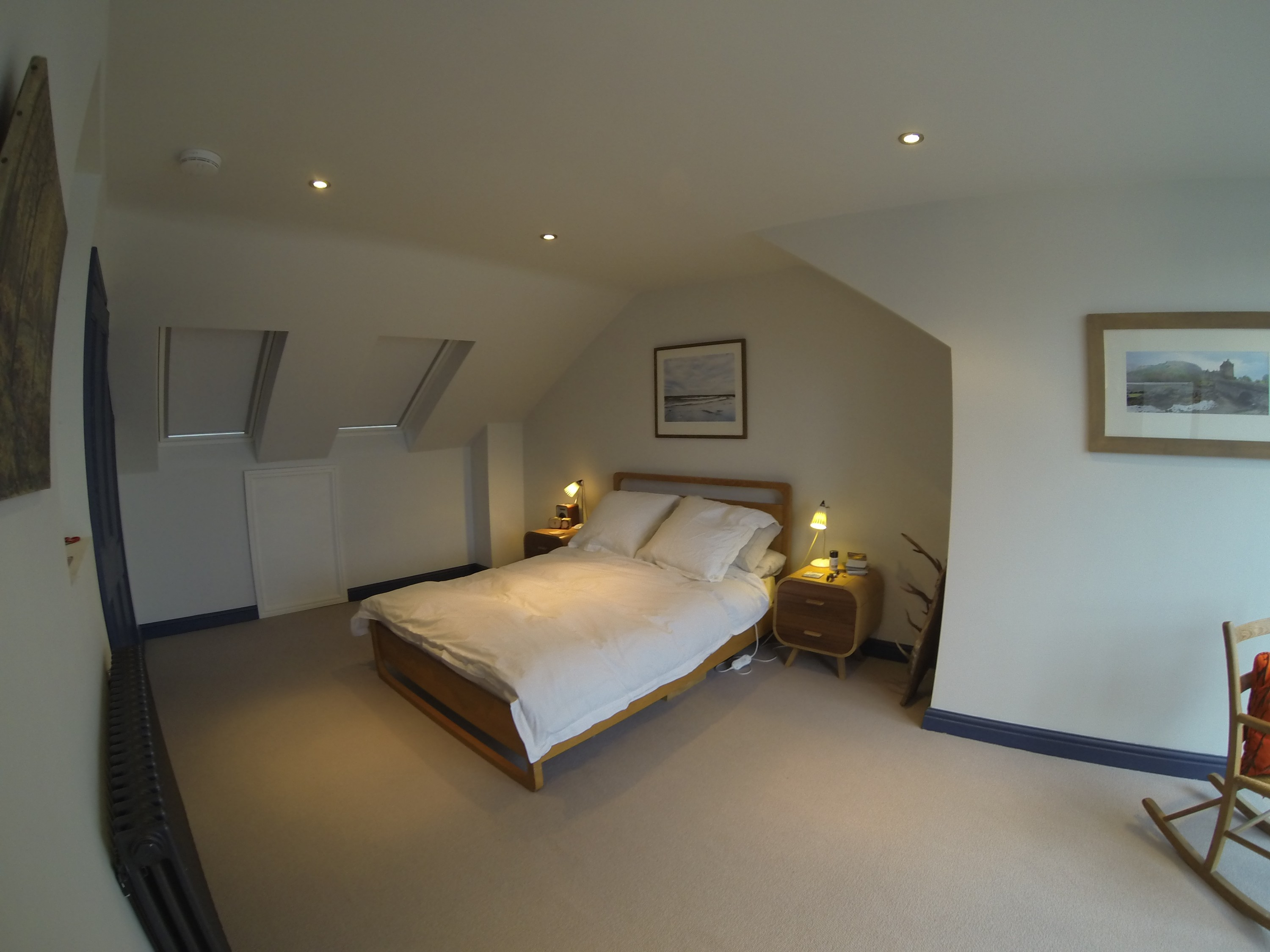 Gallery loft conversions construction our projects for Relaxing master bedroom designs
