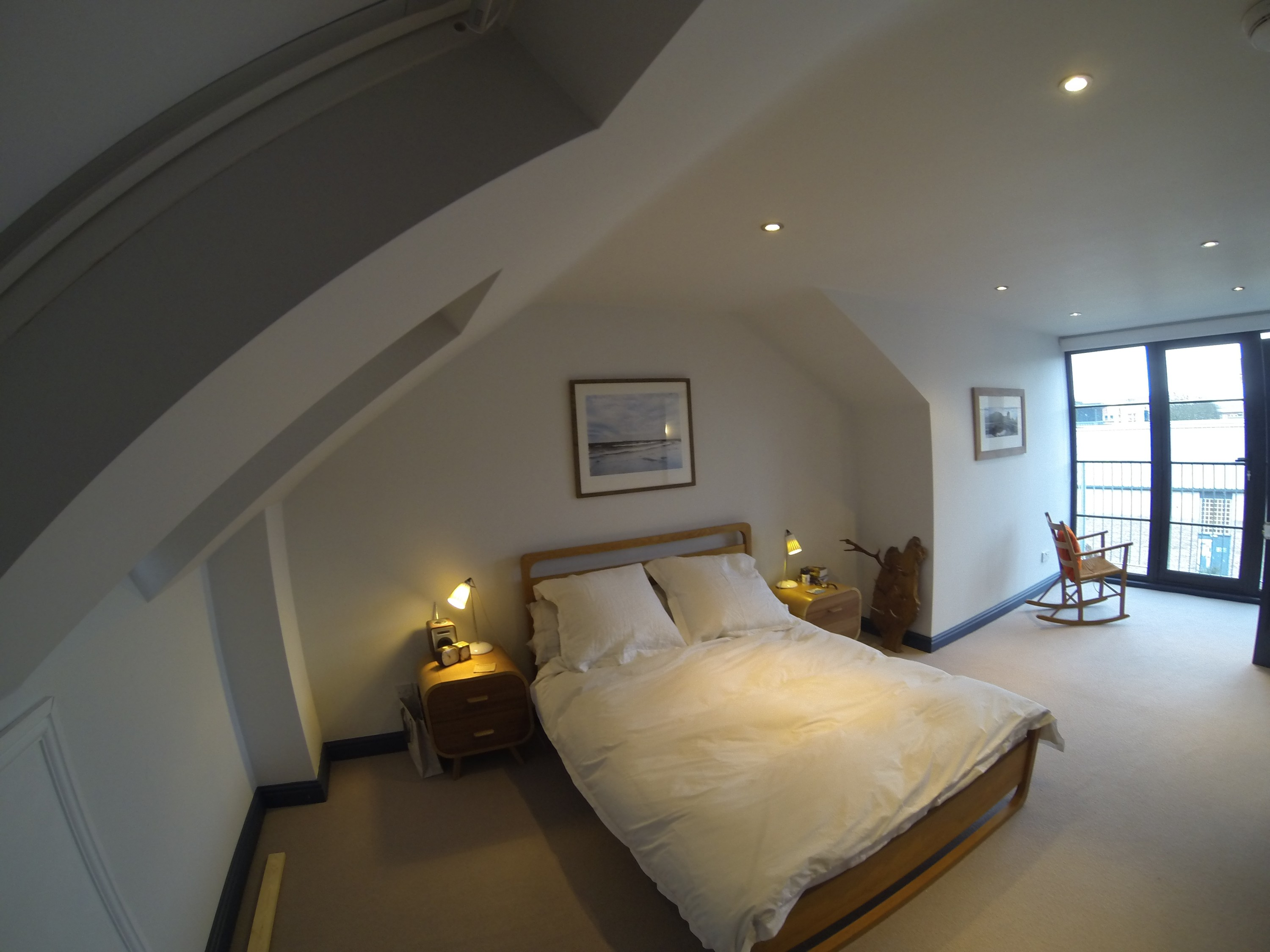 Relaxing master bedroom. Gallery Loft Conversions   Construction